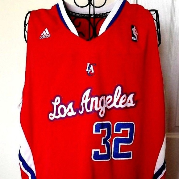 premium selection 11883 59e4e Adidas Los Angeles Clippers Jersey XL NBA Griffin